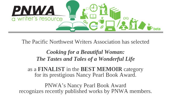PNWA's Nancy Pearl Book Award Finalist - Best Memoir 2020